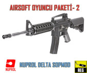 Airsoft Hazır Oyuncu Paketi - 2 NUPROL SOPMOD - Thumbnail