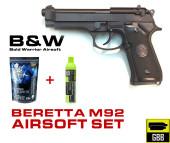 BW BERETTA M92 Airsoft Tabanca KAMPANYA SETI - Thumbnail