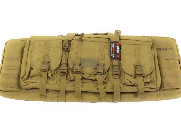 Nuprol Taktik Tüfek Çantası Orta Boy 107cm - TAN ÇÖL