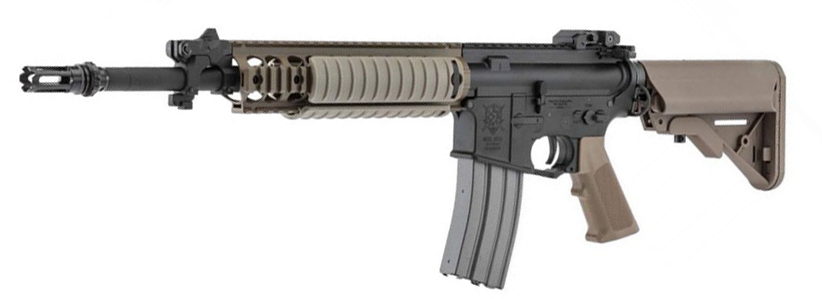 VR16 Tactical Elite II Carbine AEG (TAN)