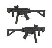 6mmProShop A4 Airsoft AEG Makinalı Tüfek - Thumbnail