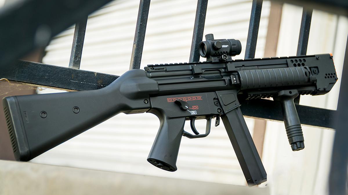 6mmProShop A4 Airsoft AEG Makinalı Tüfek