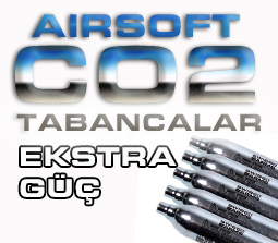 CO2 AIRSOFT TABANCA