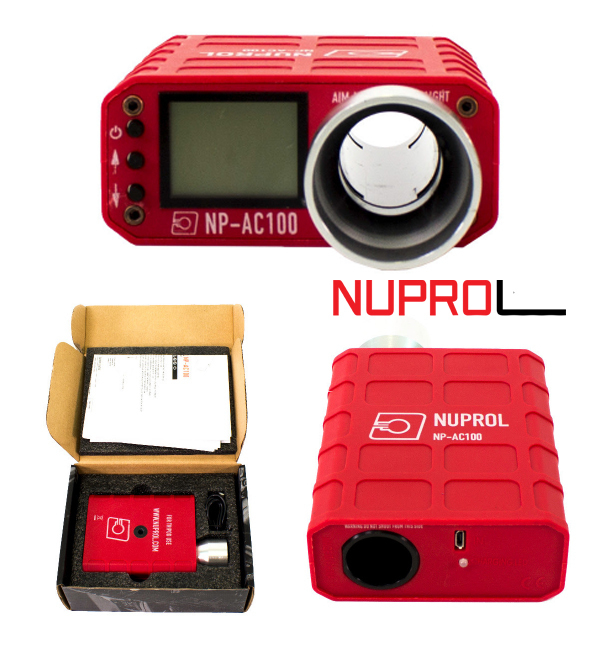 AIRSOFT CHRONO NP-AC100