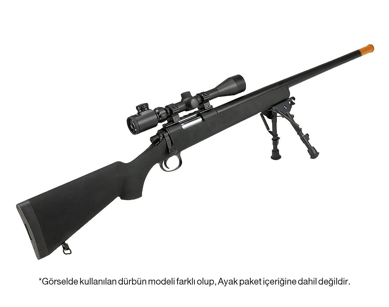 AIRSOFT SNIPER DÜRBÜN HEDIYELI VSR-10 / BAR-10 SETİ