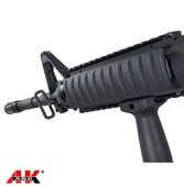 AK NS15 Full Metal Lipo-Ready M4 RIS AEG Airsoft Tüfek - Thumbnail
