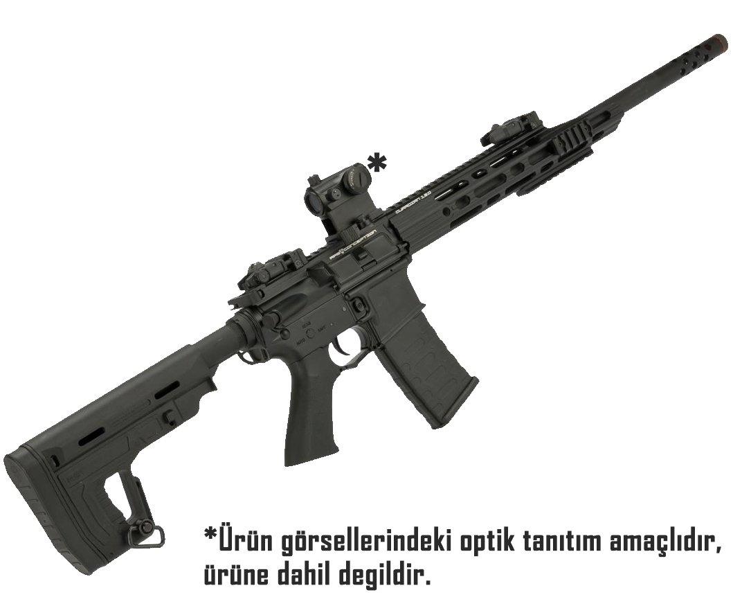 APS ASR110 DMR M4 Airsoft AEG RS-1 Stock
