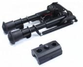 APS M40A3 Bolt Action Airsoft Sniper 550FPS Siyah + Dürbün + BIPOD Ayak - Thumbnail