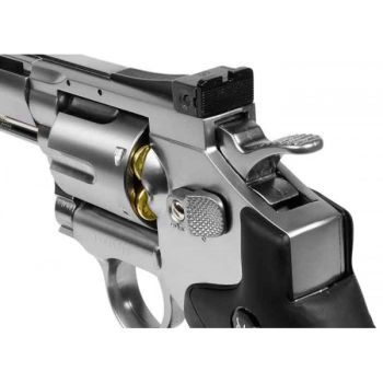 ASG DAN WESSON 4 AIRSOFT 6mm Silver