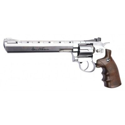 ASG DAN WESSON 8 AIRSOFT 6mm Silver