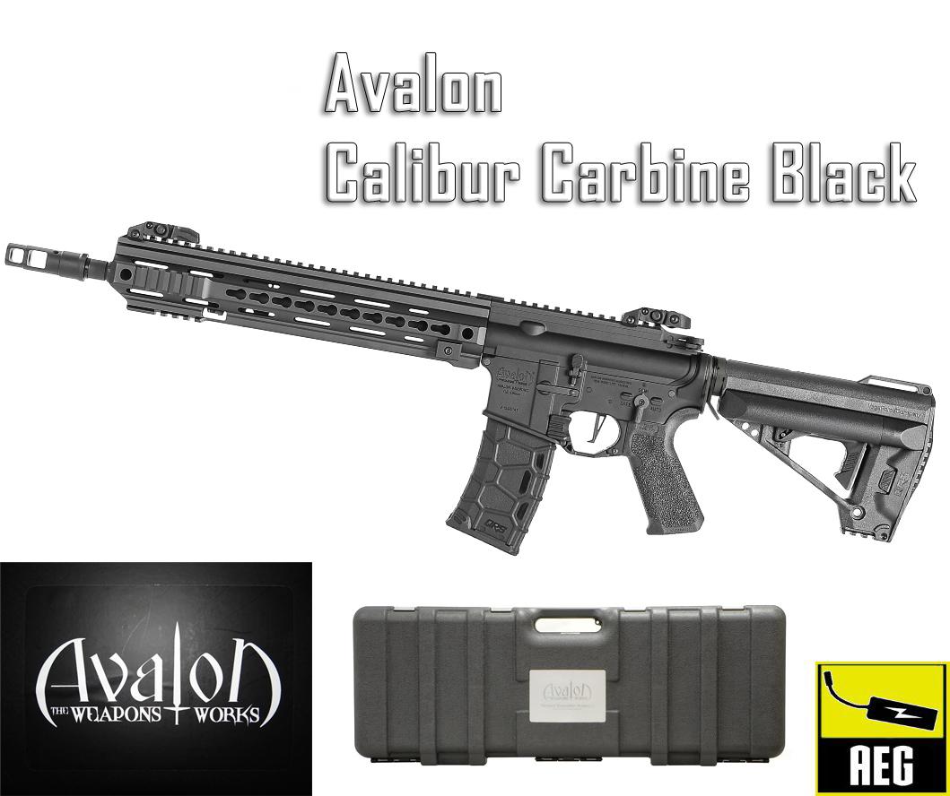 Avalon Calibur Carbine (BK) (DX)