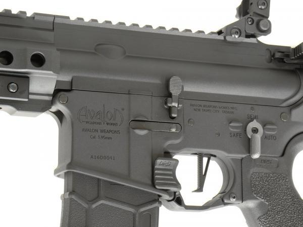 Avalon Calibur CQC (BK)(DX)