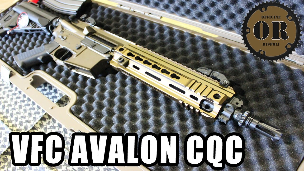 Avalon Calibur CQC (TAN) (DX)