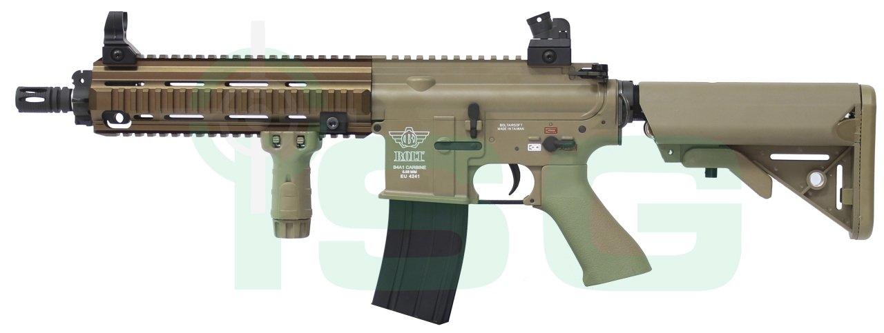 BOLT 416 DEVGRU BRSS Gerçekçi Tepmeli Airsoft Tüfek TAN