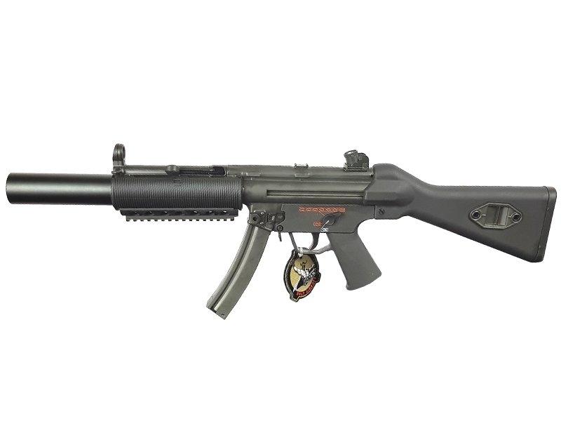 BOLT MP5 SWAT SD5 BRSS Güçlendirilmiş Tepme Sistemli AEG