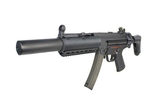 BOLT MP5 SWAT SD6 BRSS Güçlendirilmiş Tepme Sistemli AEG