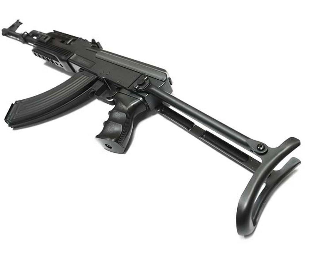 CYMA AK47S CM028B TACTICAL METAL GEARBOX AEG AIRSOFT TÜFEK