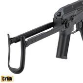 CYMA AKS-47 Full Metal Katlanır Çelik Dipçikli AEG Airsoft Tüfek CM048S1 - Thumbnail