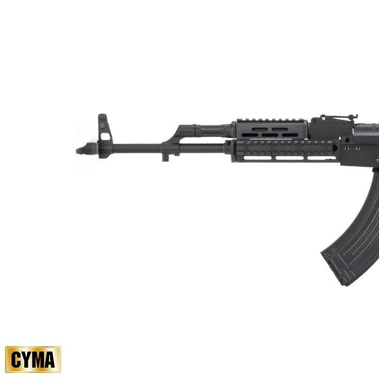 CYMA AKS-47 Full Metal Katlanır Çelik Dipçikli AEG Airsoft Tüfek CM048S1