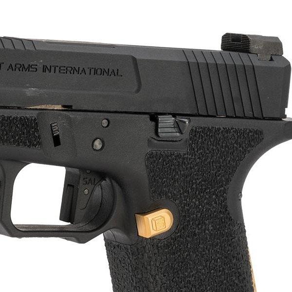 EMG Salient Arms International BLU Standard GBB Airsoft Eğitim Tabancası