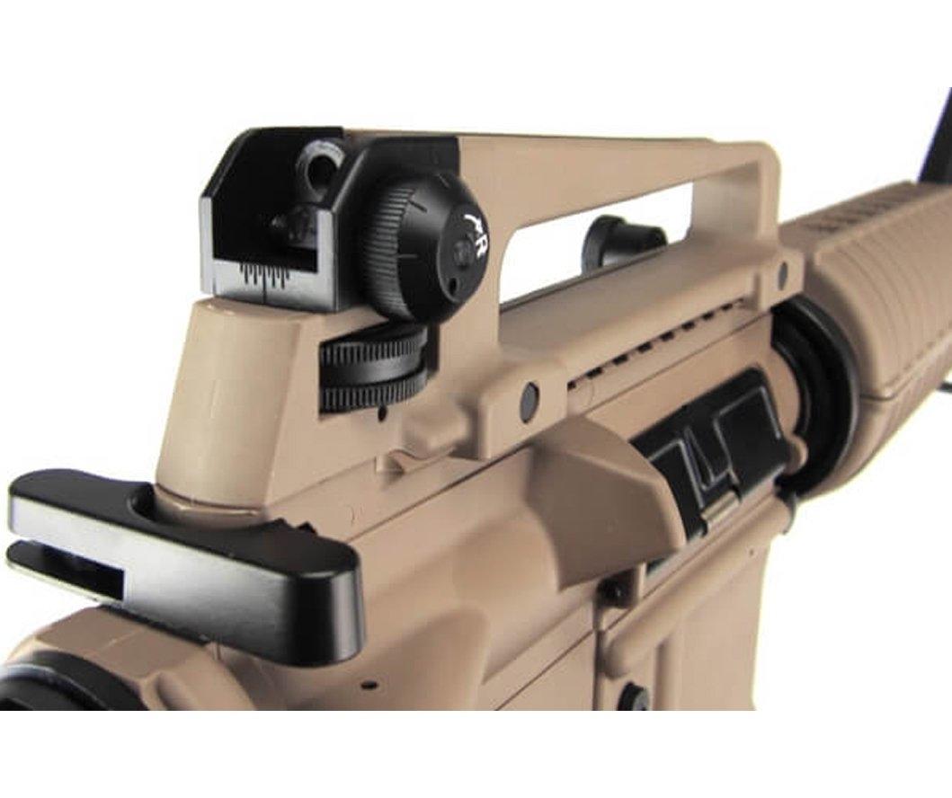 GG CM16 Carbine - AEG Airsoft Tüfek - Çöl Rengi