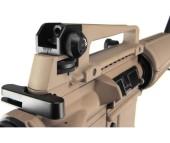 GG CM16 Carbine - AEG Airsoft Tüfek - Çöl Rengi - Thumbnail