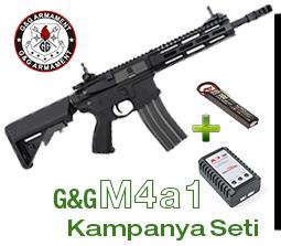 GG M4A1 PİL+ŞARJ HEDIYE CM16 RAIDER 2.0