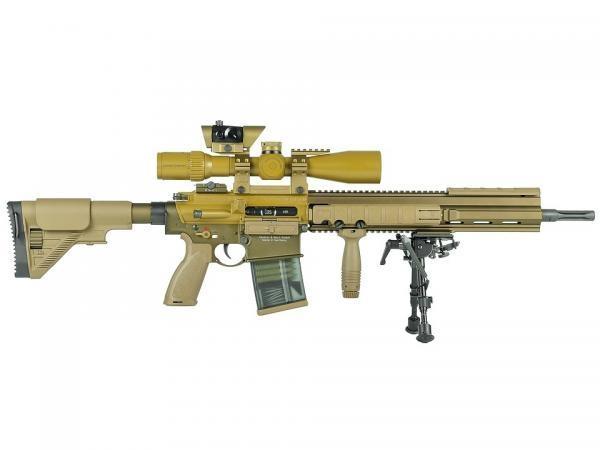 HK G28 DX AIRSOFT AEG