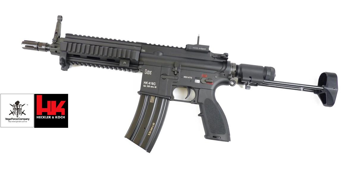 HK416C AIRSOFT AEG