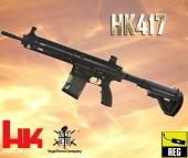 HK417 AIRSOFT AEG - Thumbnail