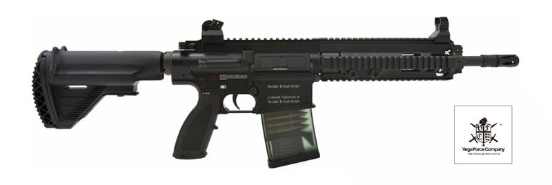 HK417 AIRSOFT AEG