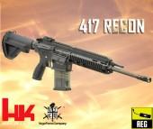 HK417 RECON AIRSOFT AEG - Thumbnail