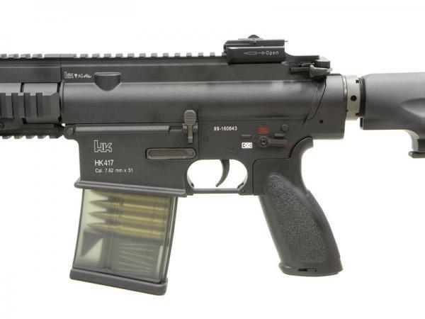 HK417 RECON AIRSOFT AEG