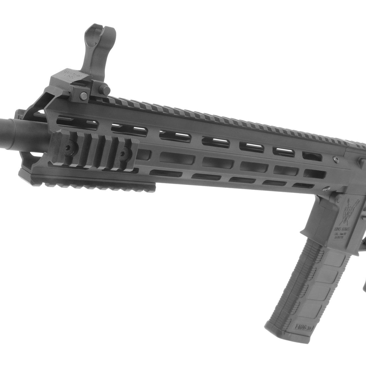 KingArms TWS M4A1 Pil Şarj Hediye Seti 210-BK