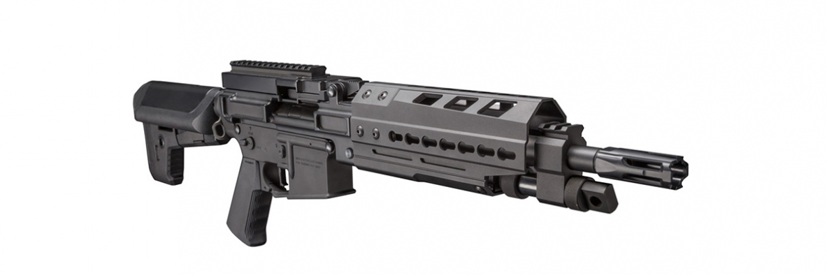 KRYTAC TRIDENT LMG ENHANCE BLACK AEG