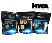 KWA 0.25G BIO BB Airsoft Mermi 4000 Adet - Thumbnail