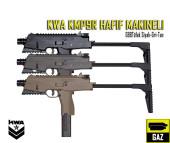 KWA KMP9R- NS2 HAFİF MAKİNELİ GBB TÜFEK - Thumbnail