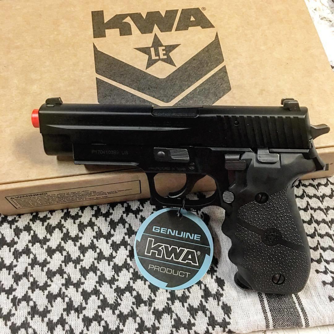 KWA M226-LE Airsoft GBB Tabanca