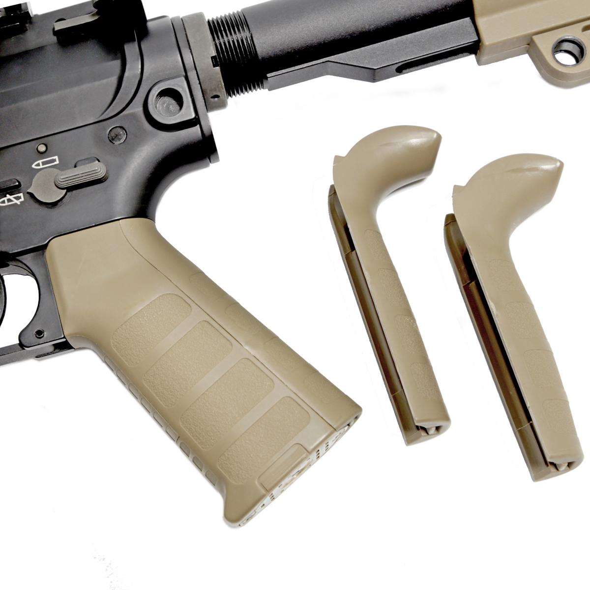 M4 TWS KeyMod Carbine - Çöl Rengi