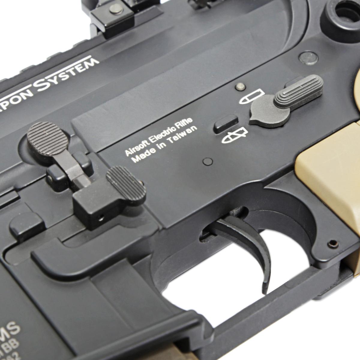 M4 TWS KeyMod Dinosaur - Çöl Rengi