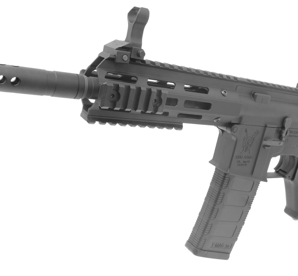 M4 TWS M-LOK CQB - Siyah