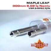MAPLE LEAF VSR G-SPEC İÇİN 300mm 6.02 İç Namlu - Thumbnail
