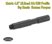 Matrix 4.5'' M4/M16 Profile Dış Namlu Uzatma Parçası - Thumbnail