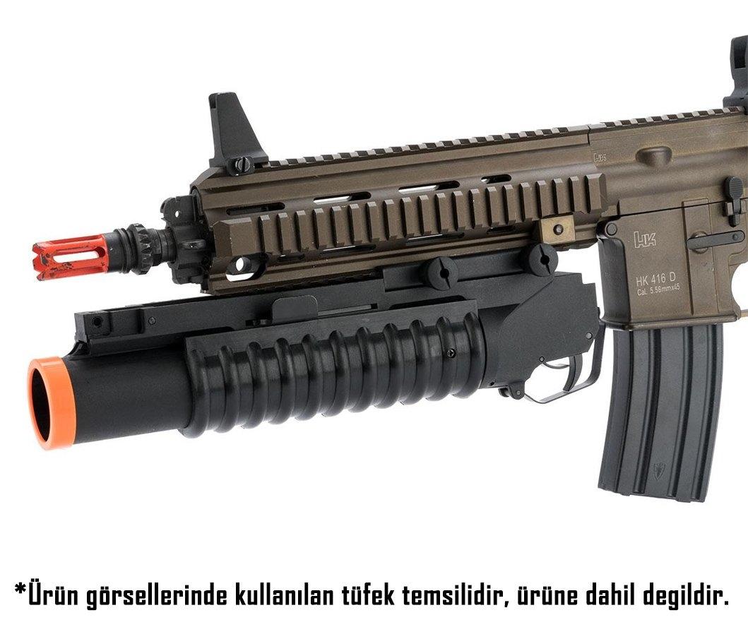 Matrix ''Speed'' 40mm M203 M4 M16 BOMBA ATAR UZUN-SIYAH