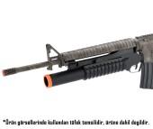 Matrix ''Speed'' 40mm M203 M4 M16 BOMBA ATAR UZUN-SIYAH - Thumbnail