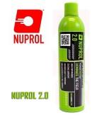 Nuprol 2.0 Airsoft Green Gas (Büyük Boy) - Thumbnail