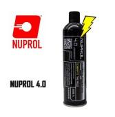 Nuprol 4.0 Airsoft BLACK Gas (Büyük Boy) - Thumbnail