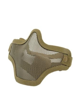 Nuprol AirSoft Koruyucu Maske TAN