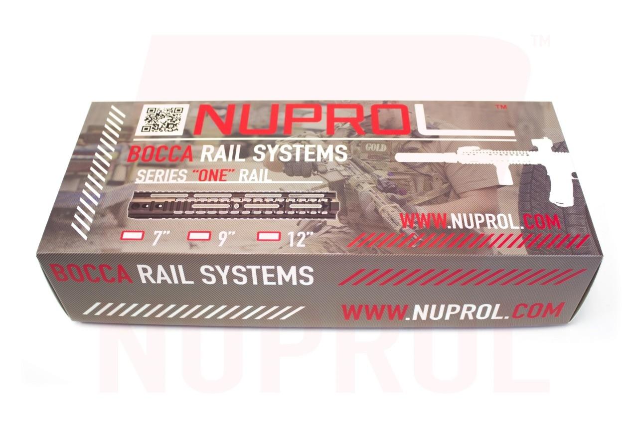 NUPROL BOCCA Series One GBB/AEG 25cm Ray - Bronz