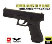 NUPROL RAVEN EU 17 BLACK - Siyah - Thumbnail